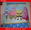 BEST price comfortable cartoon children blanket