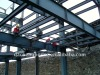 Large fabricated prefabricated steel structure warehouse