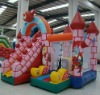 China professional inflatable castle manufacturer