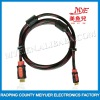 High Speed flat mini hdmi to hdmi cable