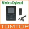 Mini Wireless PC Keyboard with Mouse Touchpad