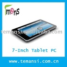 Tablet PC WIFI 7.0 inch touch screen Android OS Rockchip CPU
