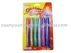 6CT GLITTER GLUE