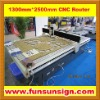 JD-1325DS CNC Router ( 1.3m*2.5m size, high quality )