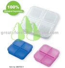 100% Biological Degradable Pill Box