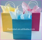 New Style Recyclable Eco-friendly Paperboard cheap gift bag