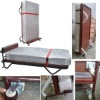 Extra Beds for Hospital and Hotel FB-09Standard Metal Hotel extra beds/rollaway hotel beds/Hotel Single Beds/Single Metal Beds