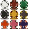 Custom Colorful Ceramic Poker Chip