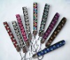 Fashion Bright Rhinestone Lanyards and Mobile phone strap