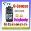 "2.0"" Blackbox HD Vihecle Car DVR GPS Logger G-Sensor Video Recorder"