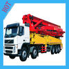 SY5313THB 43D 43m concrete mixer truck with pump