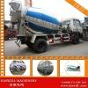 High Quality High Efficiency mini concrete mixer trucks on sale