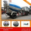 High Quality High Efficiency mini concrete mixer trucks on sale