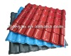pvc resin roof tile