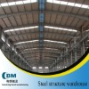 Customized steel struucture warehouse