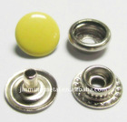 Hot sale !!! A set of 10mm Brass Snap Button for clothes