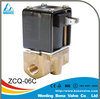 gas/air/water solenoid valve