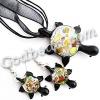 6330 murano glass pendant Sets