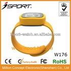 HOT!!! newest 3D pedometer new fashion watches 3d usb pedometer