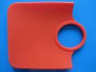 Portable silicone shopping basket / hand bag,