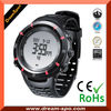 (DAC-181)High waterproof Digital altimeter watch with compass/ barometer /thermometer
