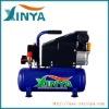 XINYA 9L 8bar 1hp mini ac single piston type mobile direct-driven air compressor(XY3/4HP9)