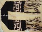 knitting scarf zb-03