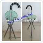 New products 2012 walking stick seat for elder