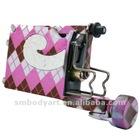 colorful printed rotary motor tattoo machine --1100629-5