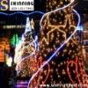 2012 HOT Flexible Christmas led strip light Dream colour led light