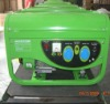 portable home use Nature gas generator set,4stoke with single phaes