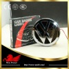 3D car logo light white/red/blue/RGB for VW Volkswagen