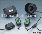Newly design LCD two way car alarm system