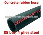 concrete pump hose of DN125 standard delivery hose 85 bar