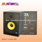 601 Series speaker box,Monitor Speakers, audio box