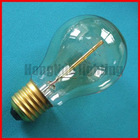 classical tungsten lamp 60w clear