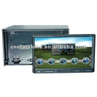 2DIN Car DVD Player: XS-7002