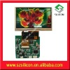 4.3 inch digital driver board
