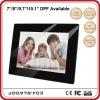 9.7 inch Black Mirror Design /IPS Technology Digital Photo Frame