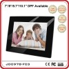 9.7 inch Black Mirror Design /IPS Technology Digital Photo Frame