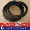 DN125 5.5'' Concrete pump rubber seals,natural rubber seals