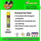 Environmental All-purpose foam cleaner