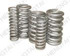 Rolling Stock Bogie Cylindrical Spiral Spring