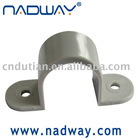 PVC saddle clips