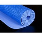 Blue TPE yoga mat,tpe yoga mat wholesale