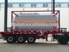DLQ 20 or 40 feet LPG tank container