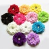 Peony flower clips