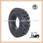 27*10-12 solid rubber tyre