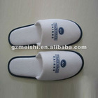 high quality slipper with hotel logo