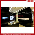 High-end jewellery counter display and display counter
